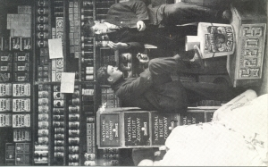 Clerks in William H. Cole's Store.