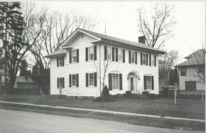 Built ca. 1830 by Thomas Davis