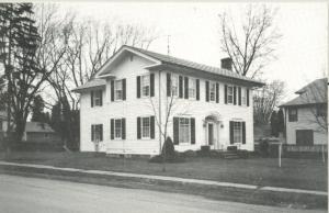 Built ca. 1830 by Thomas Davis